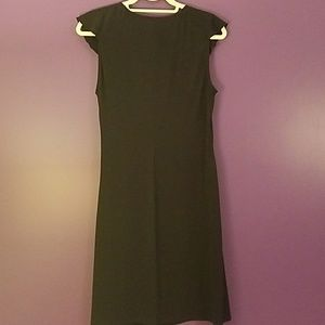 White House Black Market Dresses - 🆕White House/Black Market dress w ruffled neck